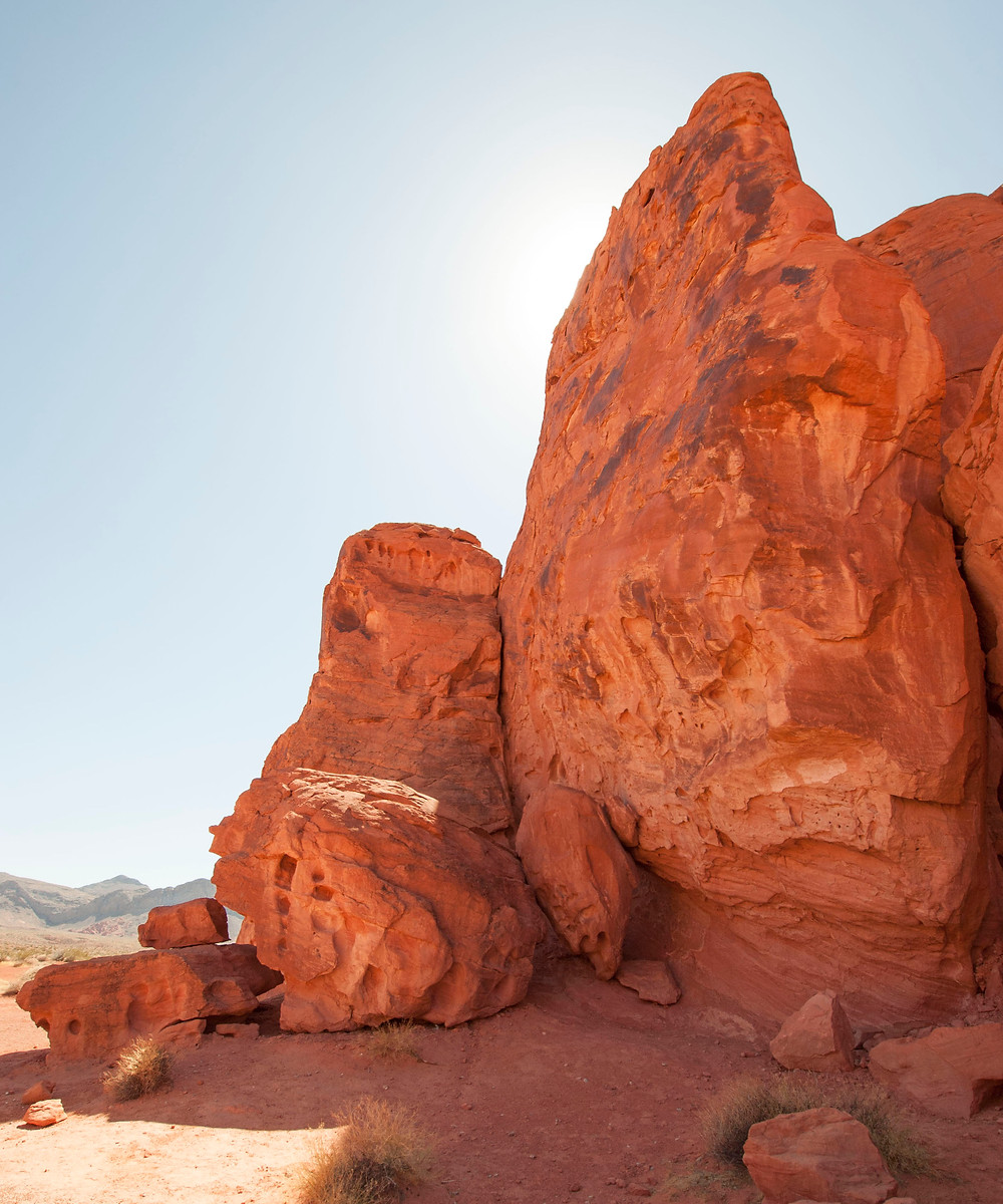 valley of fire seven sisters