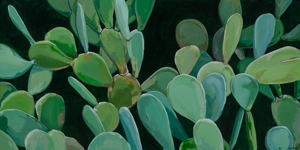 prickly pear painting danika ostrowski
