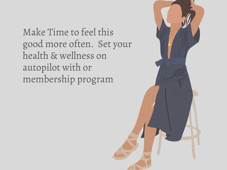 Set Your Body Wellness on Autopilot