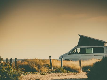 The Ultimate Camper Van Holiday Checklist 2021: Top 50 Essentials