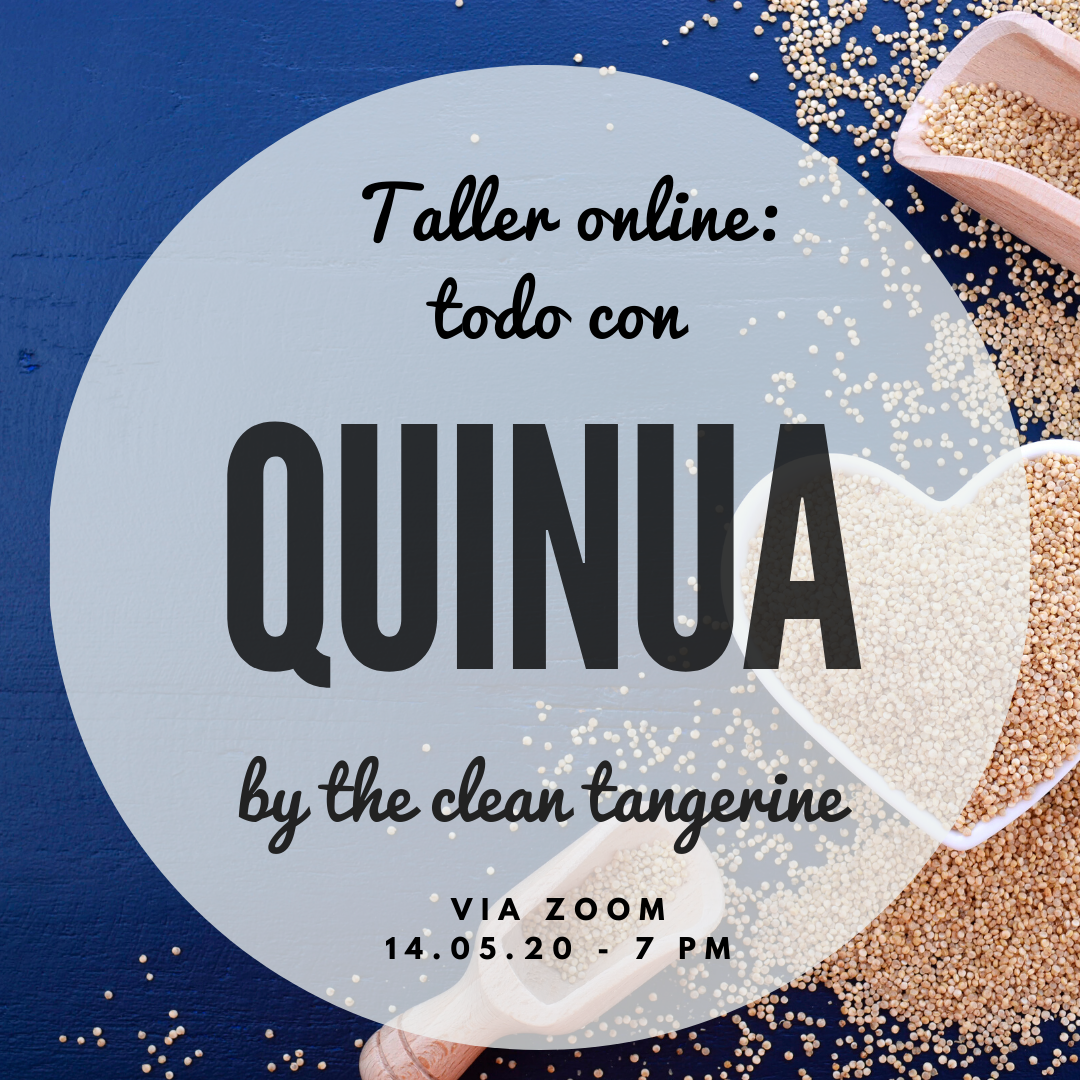 Taller de quinua