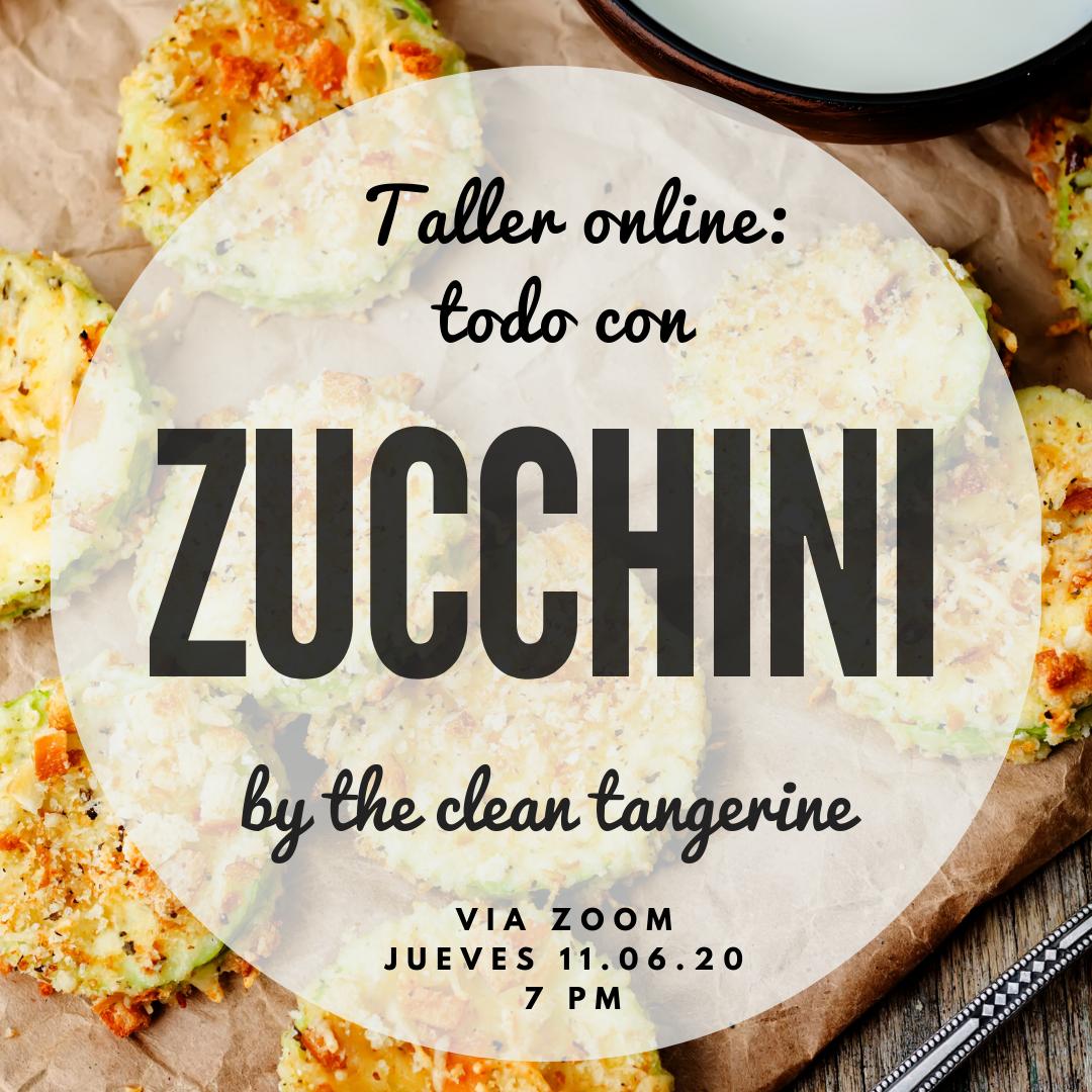 Taller de Zucchini