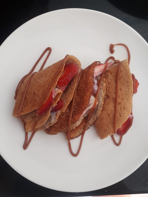 crepes saludables