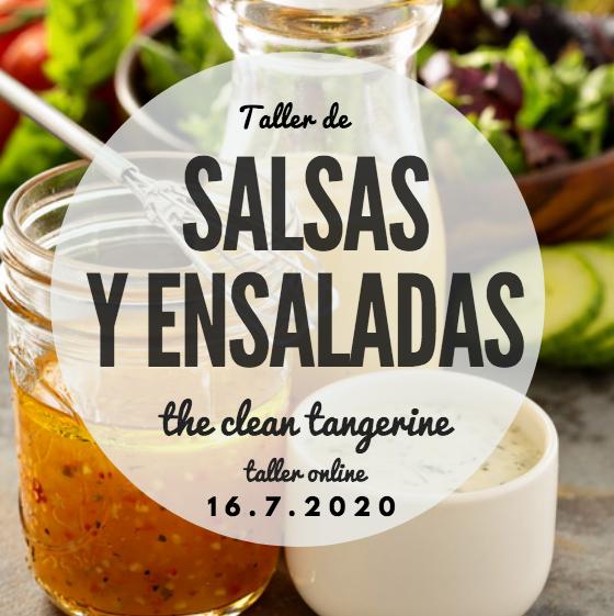 Taller de Salsas y Ensaladas