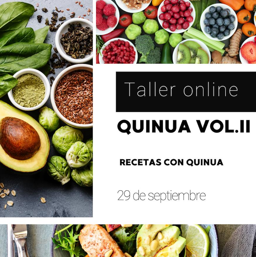 Taller Quinua Vol. 2