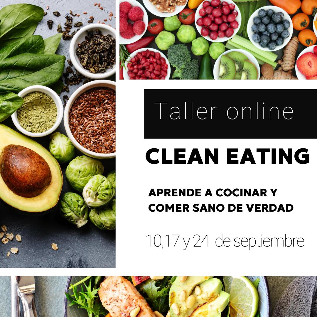 Clean Eating, desde cero