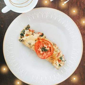 omelette nutritivo