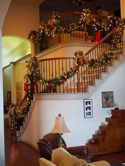 Stairway Garland
