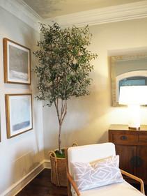 Custom Faux Olive Tree