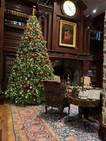 15' Tall Custom decorated Christmas Tree