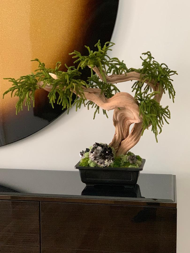 Custom Artificial Bonsai Tree