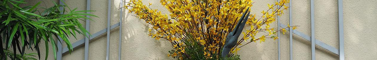 Luxury silk floral design Dallas Texas