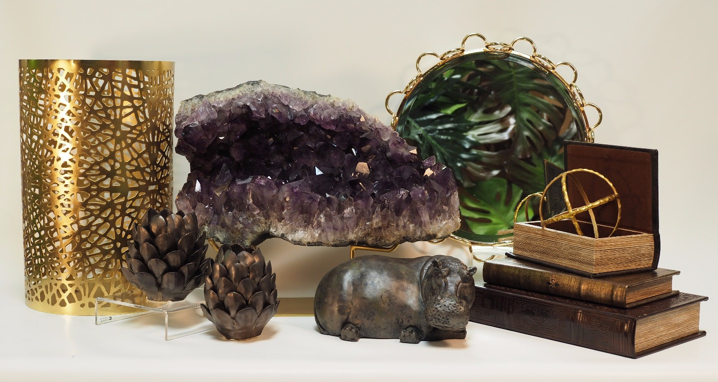 RLD geodes and accesories