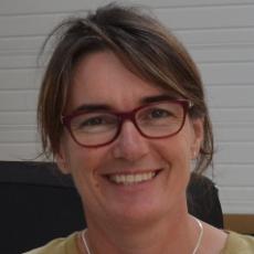 Nathalie Simonnet, gérante de l'Atelier Artisan Sellier