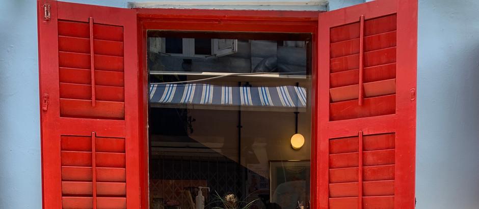 Books as windows, mirrors & sliding doors