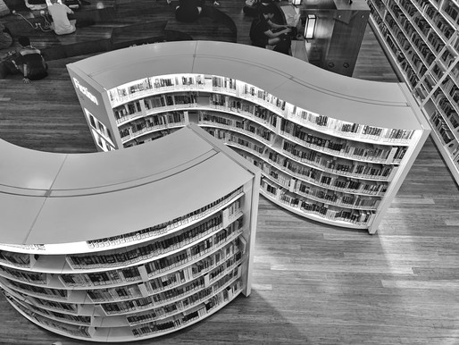Library hopping in libraries of the future