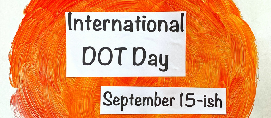 """It took only """"The Dot"""" to lift the spirits"""