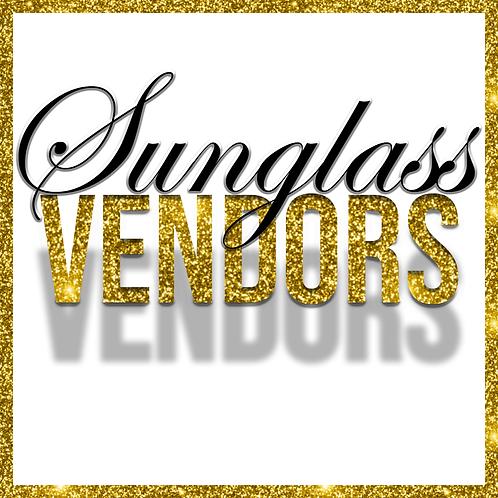 Sunglass Vendors