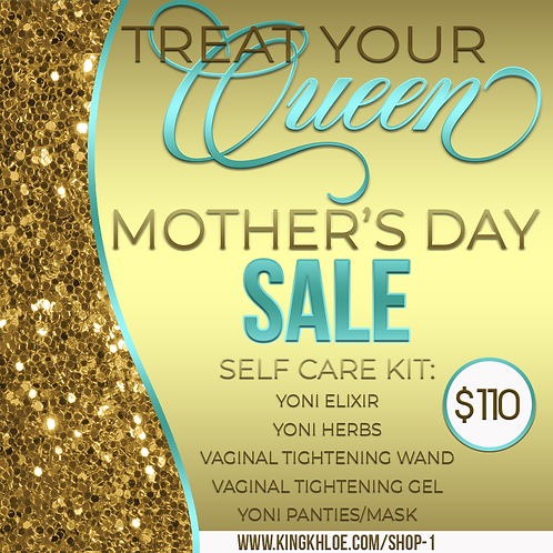 Self Care Kit (Mother's Day Sale)