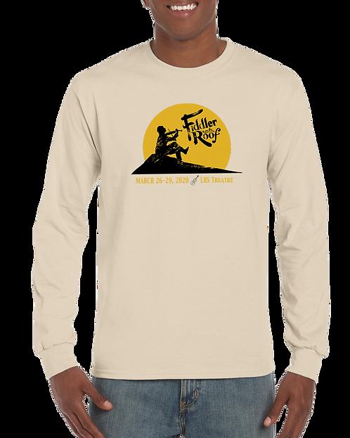 Fiddler - Long-sleeve tee (sand)