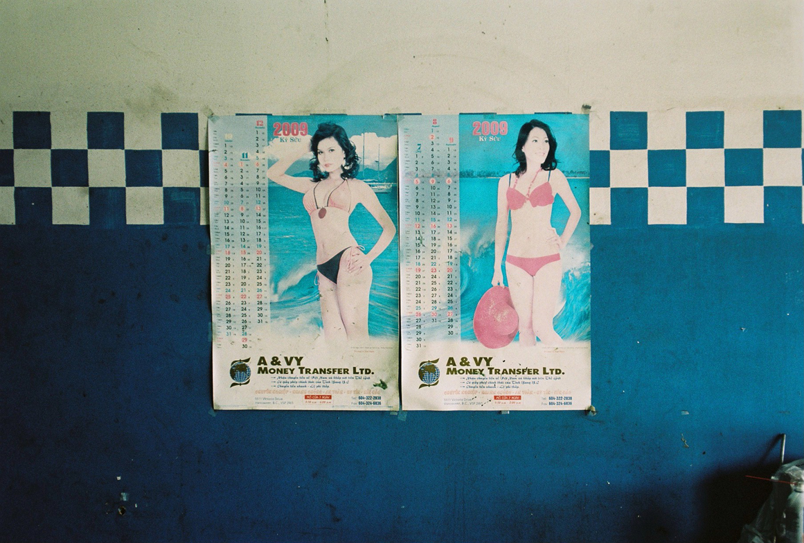 Bikini Calender, 2015