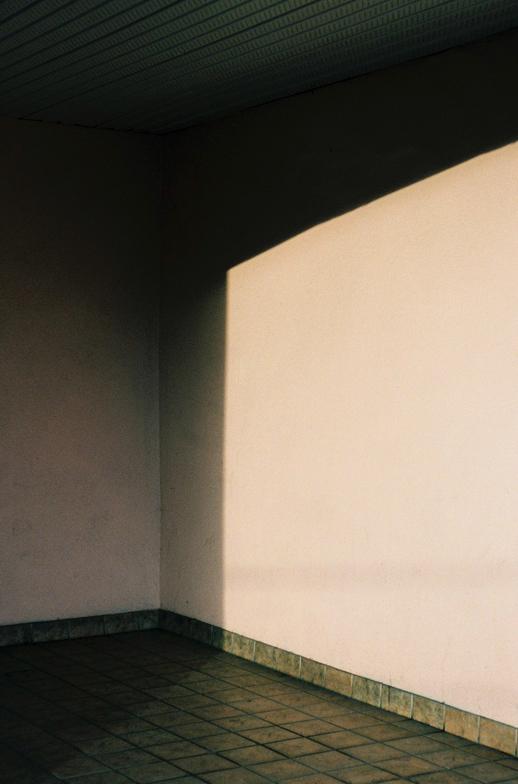 Peach Wall, 2014