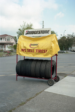 We Sell Tires, 2015