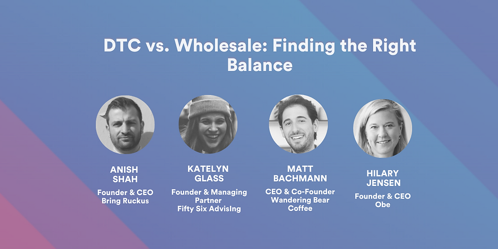 DTC vs Wholesale: Finding The Right Balance