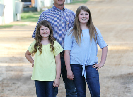 Farm Kids Gain New Routines during COVID-19