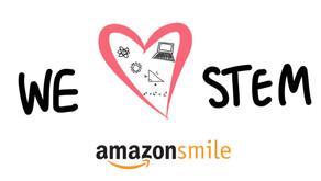 We Love STEM on Amazon Smile!