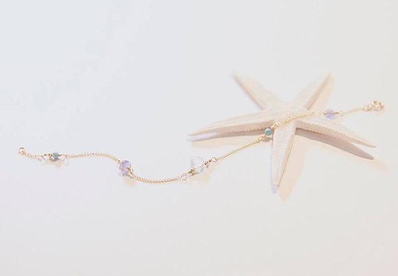 &ltnew>ocean bracelet