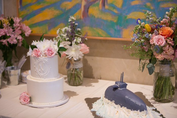 US Navy Wedding