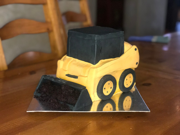 Skid Steer cake