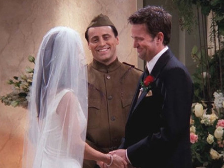 So you want to hire a friend to officiate your wedding...