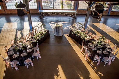 above shot of table set up.JPG