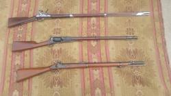 1766, Colt Revolving Rifle, and PH