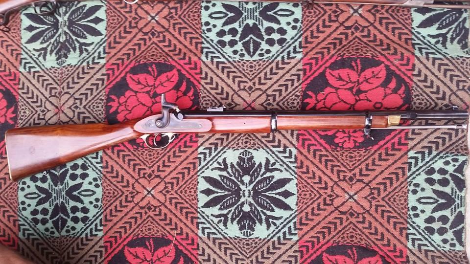 p1861 PH Enfield Musketoon