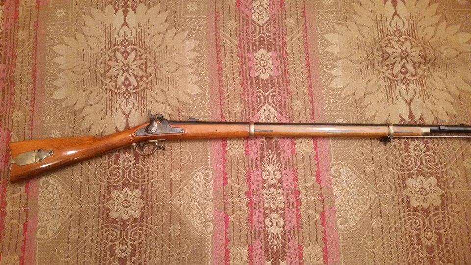 Zoli m1863 Remington