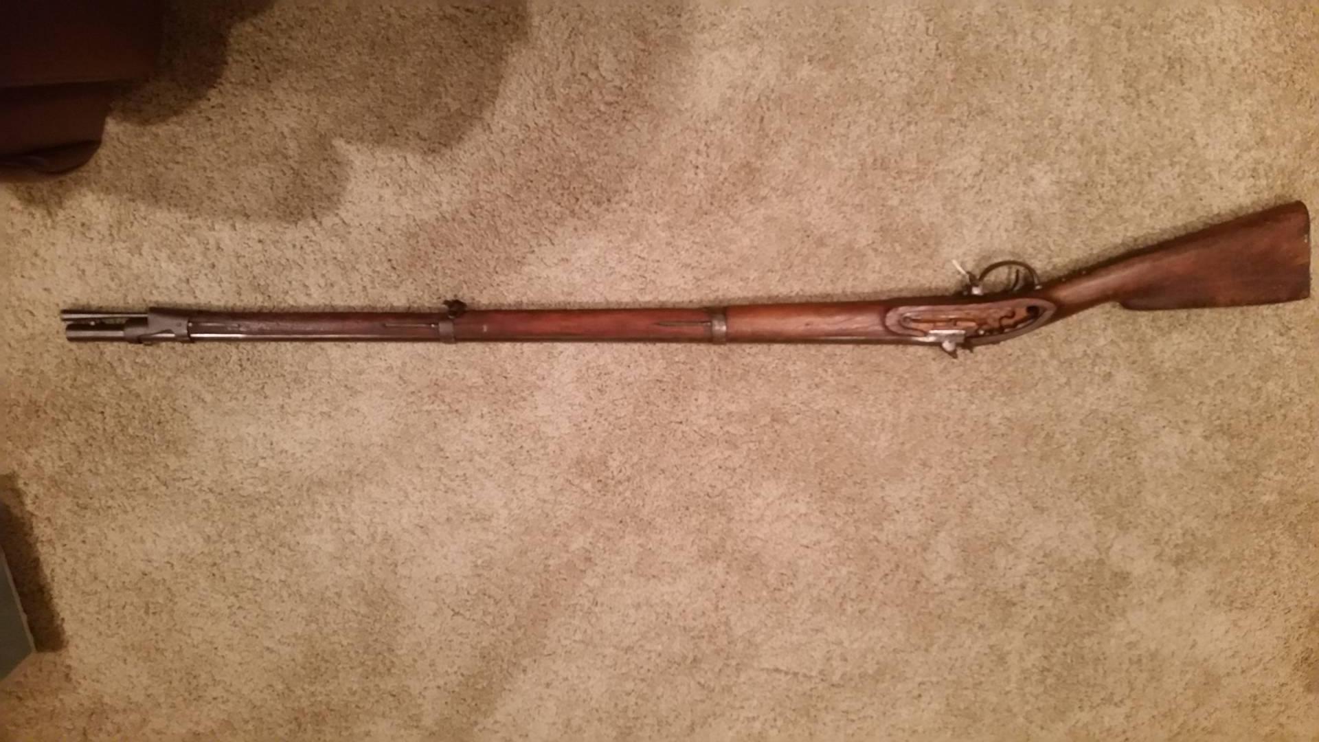 Piedmontese 1844/1860 Rifled Musket