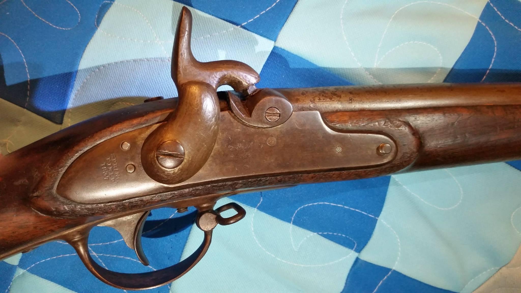 Leman Alt. m1816 Musket