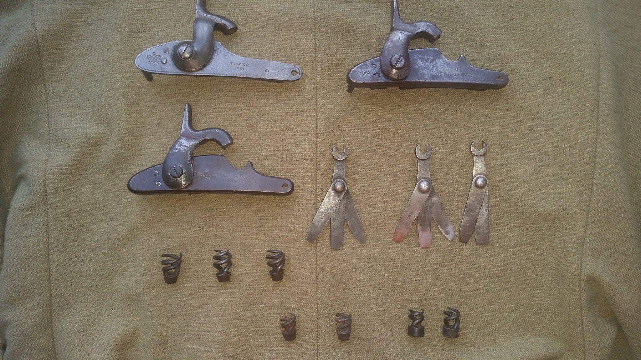 Locks and Tools