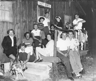 Cave Hill Lazy Bones Group 1940s.jpg