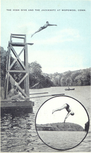 Wopowog High Dive 1937.jpg