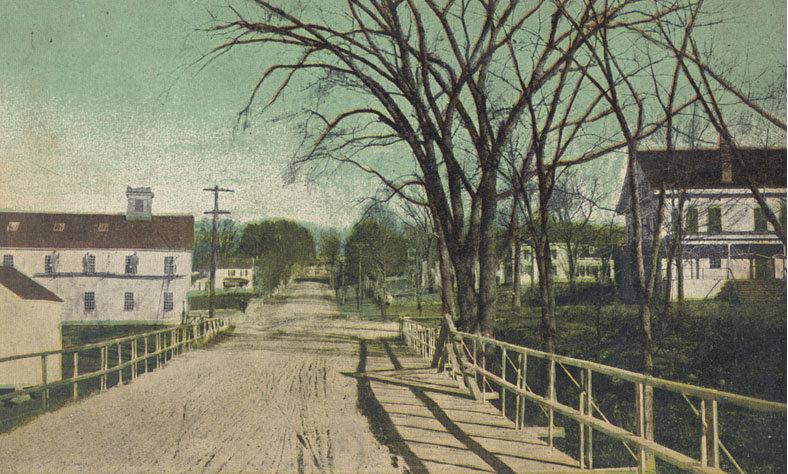 Main St. Moodus 1910