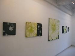「雪華」snowflakes&flowers