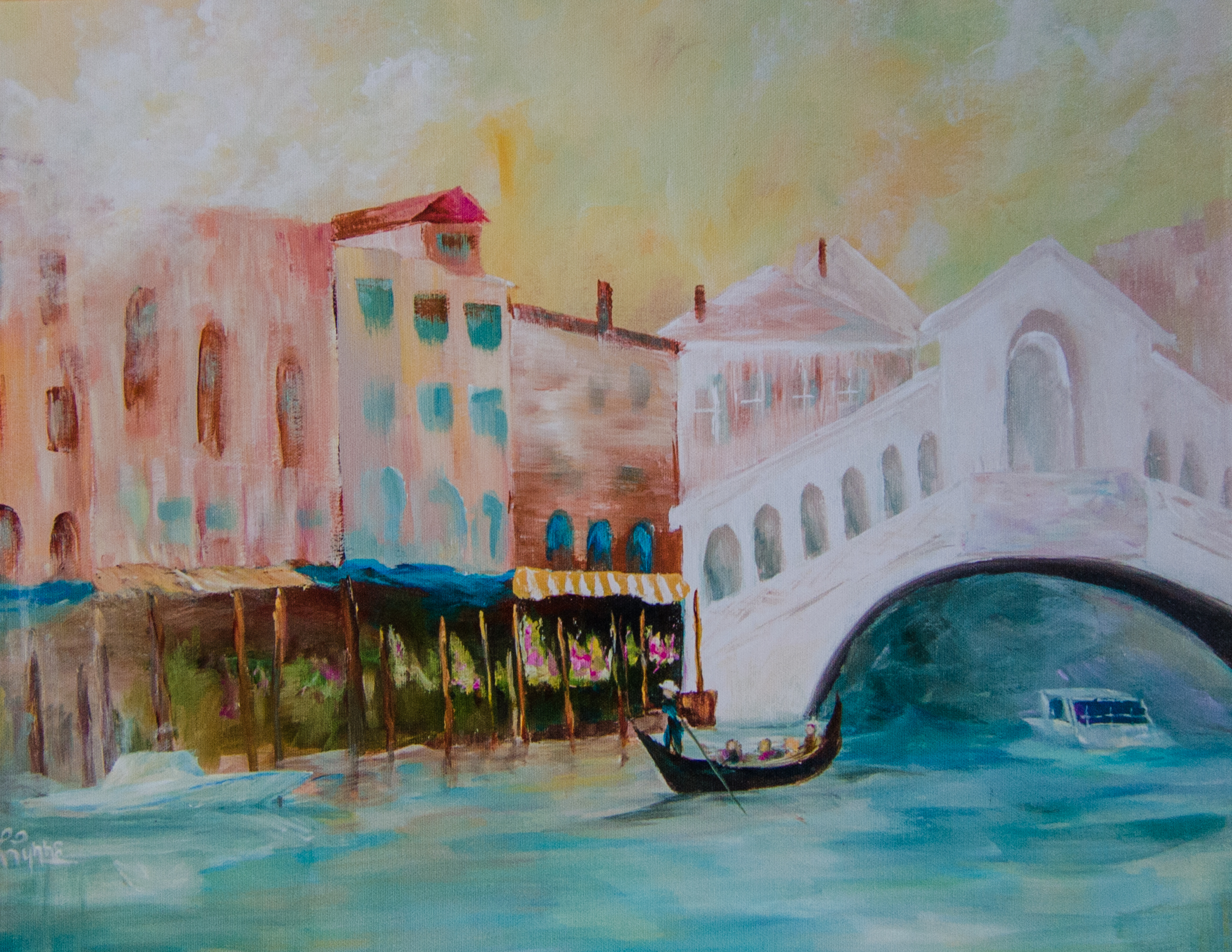 A Slice of Venice