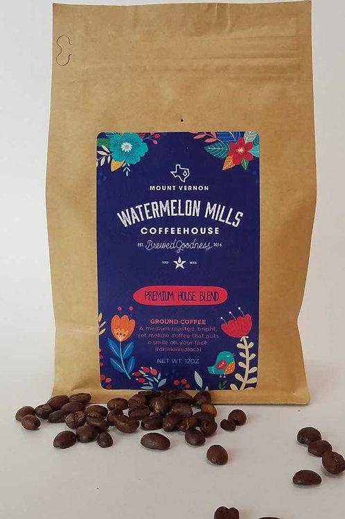 Watermelon Mills Premium House Blend Coffee