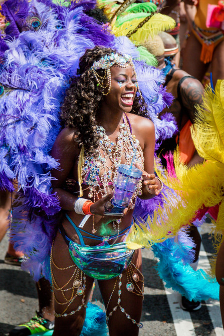 Rotterdam Carnival with Triniconnection