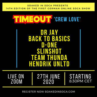 TIMEOUT SPECIAL CREW LOVE