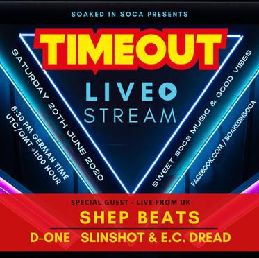 TIMEOUT SHEP BEATS